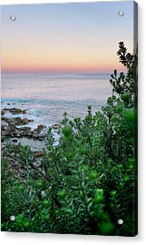 Beach Retreat Acrylic Print by Az Jackson