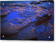 Beach Rock 3 Acrylic Print