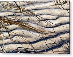 Beach Tapestry Acrylic Print