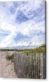 Beach Time IIi Acrylic Print