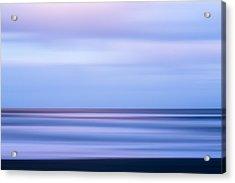 Beach X Acrylic Print