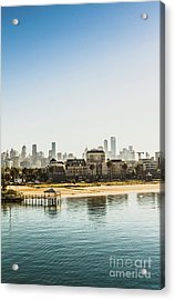 Beacon Cove Acrylic Print