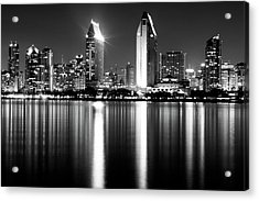 Acrylic Print featuring the photograph Beacon by Ryan Weddle