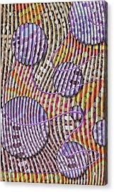 Bead Spumps Acrylic Print