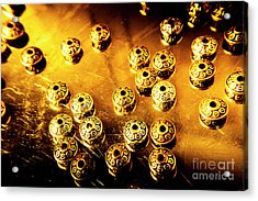 Beads From Another Universe Acrylic Print