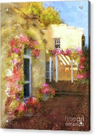 Beallair In Bloom Acrylic Print by Lois Bryan