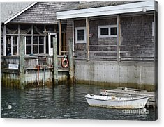 Beals Lobster Pound Acrylic Print