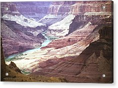Beamer Trail, Grand Canyon Acrylic Print