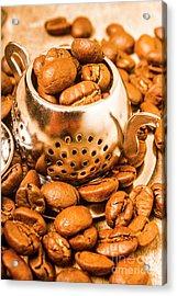 Beans The Little Teapot Acrylic Print