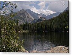 Bear Lake 1 Acrylic Print