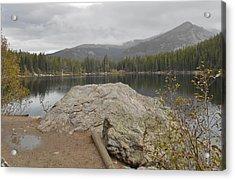 Bear Lake Splendor Acrylic Print