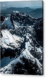 Beartooth Mountain Bc Acrylic Print