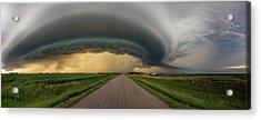 Acrylic Print featuring the photograph Beast by Aaron J Groen