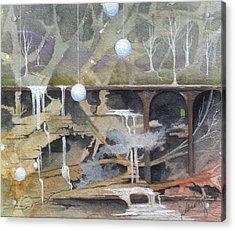 Beata's Destiny Acrylic Print by Jackie Mueller-Jones