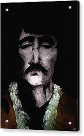 Beatle John Acrylic Print by Nicholas Ely