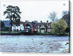 Beaulieu - England Acrylic Print by Joana Kruse