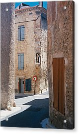 Beaumes De Venise Acrylic Print by Gary Peterson