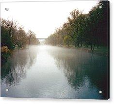 Beautiful Brandywine River Acrylic Print