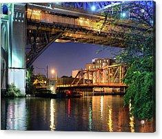 Beautiful Bridges Acrylic Print