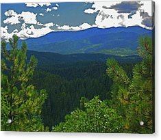 Acrylic Print featuring the photograph Beautiful Colorado by Tammy Sutherland