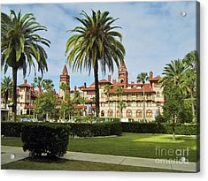 Beautiful Flagler College Acrylic Print