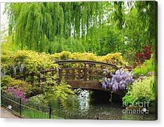 Beautiful Garden Art Acrylic Print