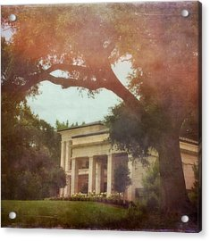 Beautiful Home On The Ms Gulf Coast Acrylic Print