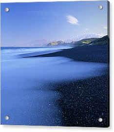 Beautiful Kekerengu Bay, New Zealand Acrylic Print