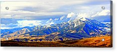 Beautiful Montana Acrylic Print