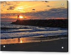 Beautiful Morning Acrylic Print