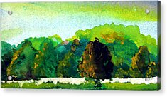 Beautiful Ohio Acrylic Print by Mindy Newman