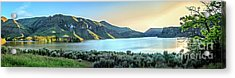 Beautiful Owyhee Reservoir Acrylic Print by Robert Bales