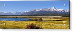 Beautiful Panoramic Landscapes Acrylic Print by Boon Mee