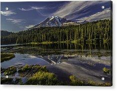 Beautiful Reflection Acrylic Print