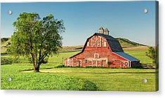 Beautiful Rural Morning Acrylic Print by Todd Klassy