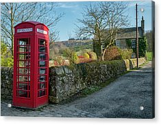 Acrylic Print featuring the photograph Beautiful Rural Scotland by Jeremy Lavender Photography