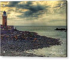 Beautiful Skies At Portpatrick 2 Acrylic Print