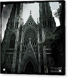 Beautiful St Patricks Cathedral Acrylic Print