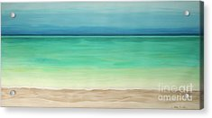 Beautiful Waters Acrylic Print