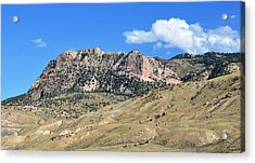 Beautiful Wyoming Acrylic Print