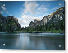 Beautiful Yosemite Acrylic Print