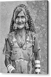 Beauty Before Age. Acrylic Print