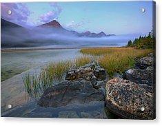 Acrylic Print featuring the photograph Beauty Creek Dawn by Dan Jurak