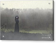 Beauty In The Fog Acrylic Print