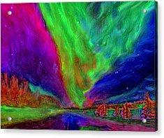 Beauty Of The Spirit Acrylic Print