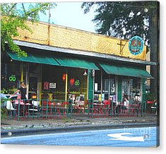 Beauty Shop And Do  Cooper Young Memphis Acrylic Print