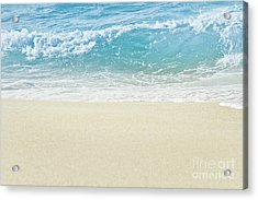 Acrylic Print featuring the photograph Beauty Surrounds Us by Sharon Mau