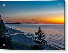 Beaver Creek Sunset Acrylic Print