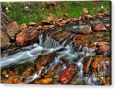 Beaver Creek Acrylic Print