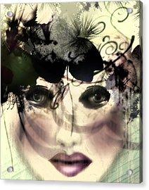 Becca Acrylic Print